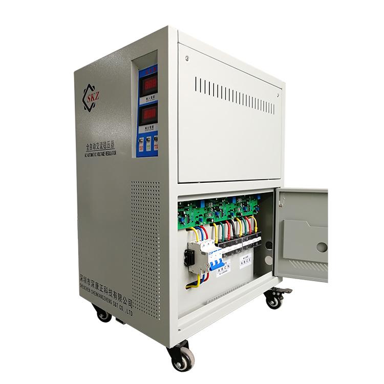 3 Phase Servo Controlled Voltage Stabilizer Manufacturer