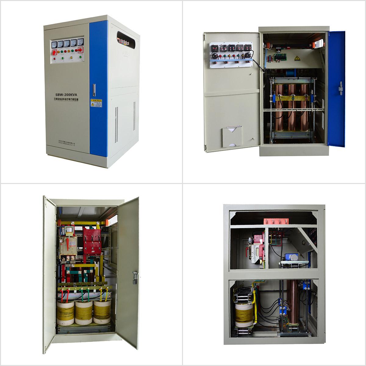 SBW Voltage Stabilizer 200KVA