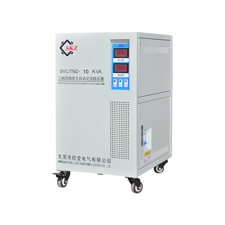 Three Phase Servo Voltage Stabilizer 10KVA