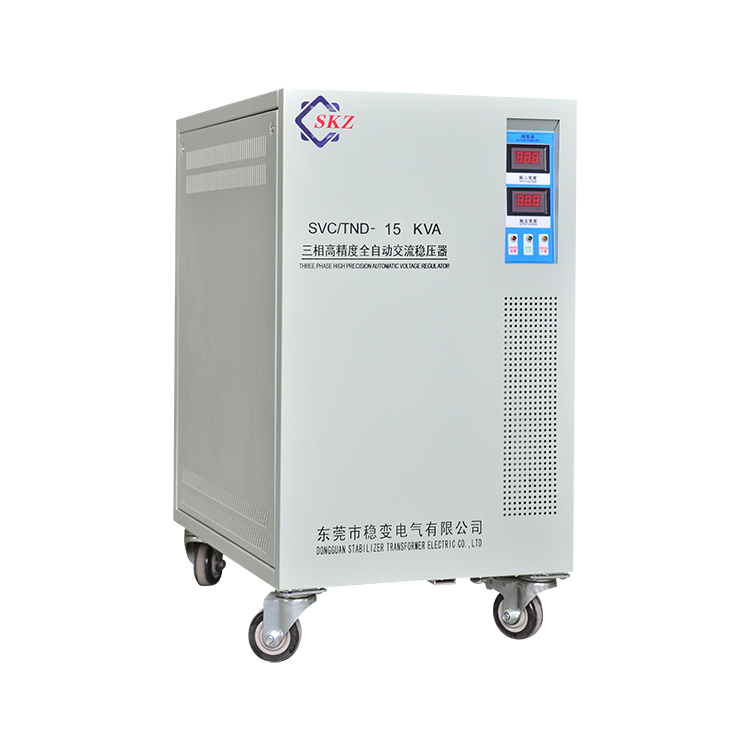 Three Phase Servo Voltage Stabilizer 15KVA