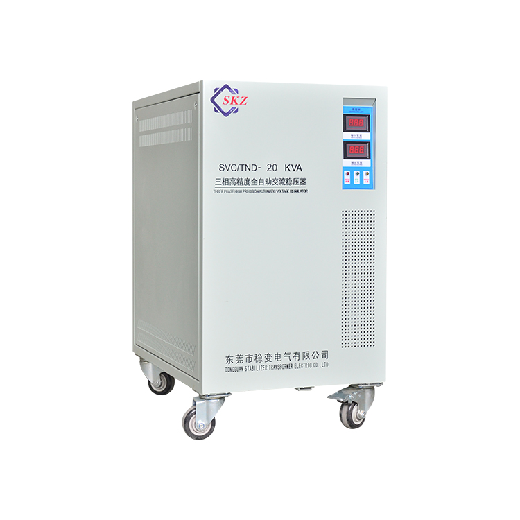 Three Phase Servo Voltage Stabilizer 20KVA