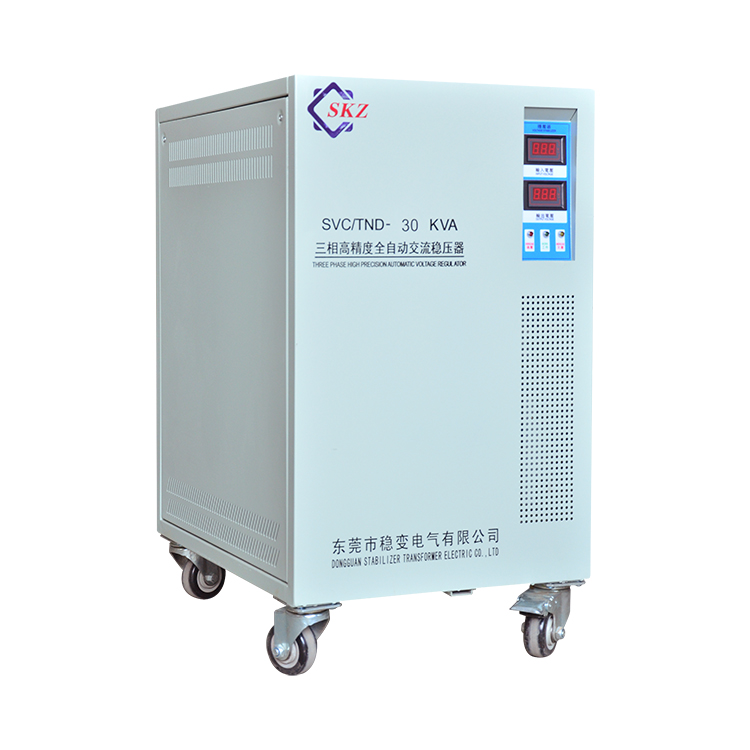 Three Phase Servo Voltage Stabilizer 30KVA