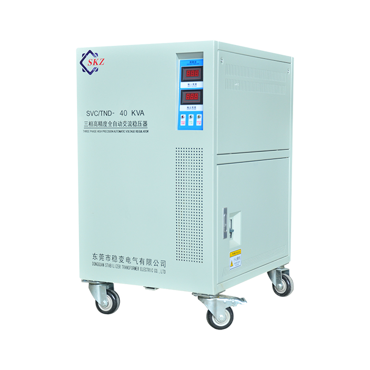 Three Phase Servo Voltage Stabilizer 40KVA