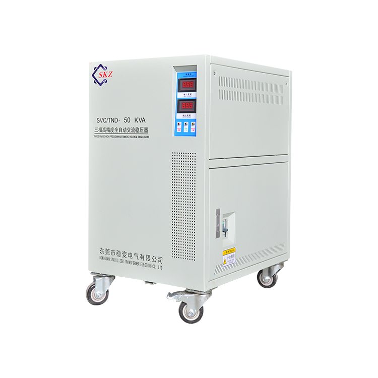 Three Phase Servo Voltage Stabilizer 50KVA